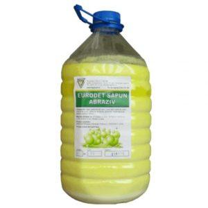 Sapun lichid abraziv