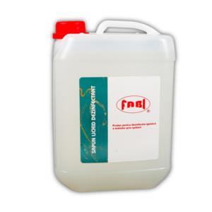 Sapun lichid antibacterian avizat ms